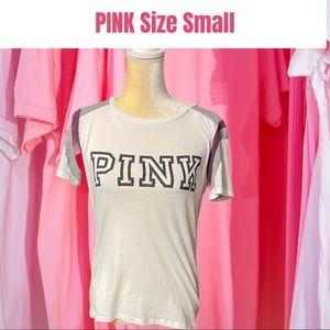 Victoria's Secret PINK Small Tee